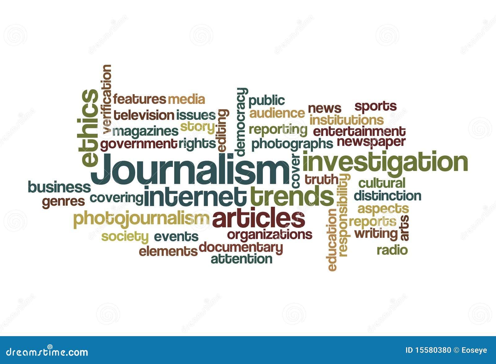 Großzügig Guter Journalismus Wird Fortgesetzt Ideen - Beispiel ...