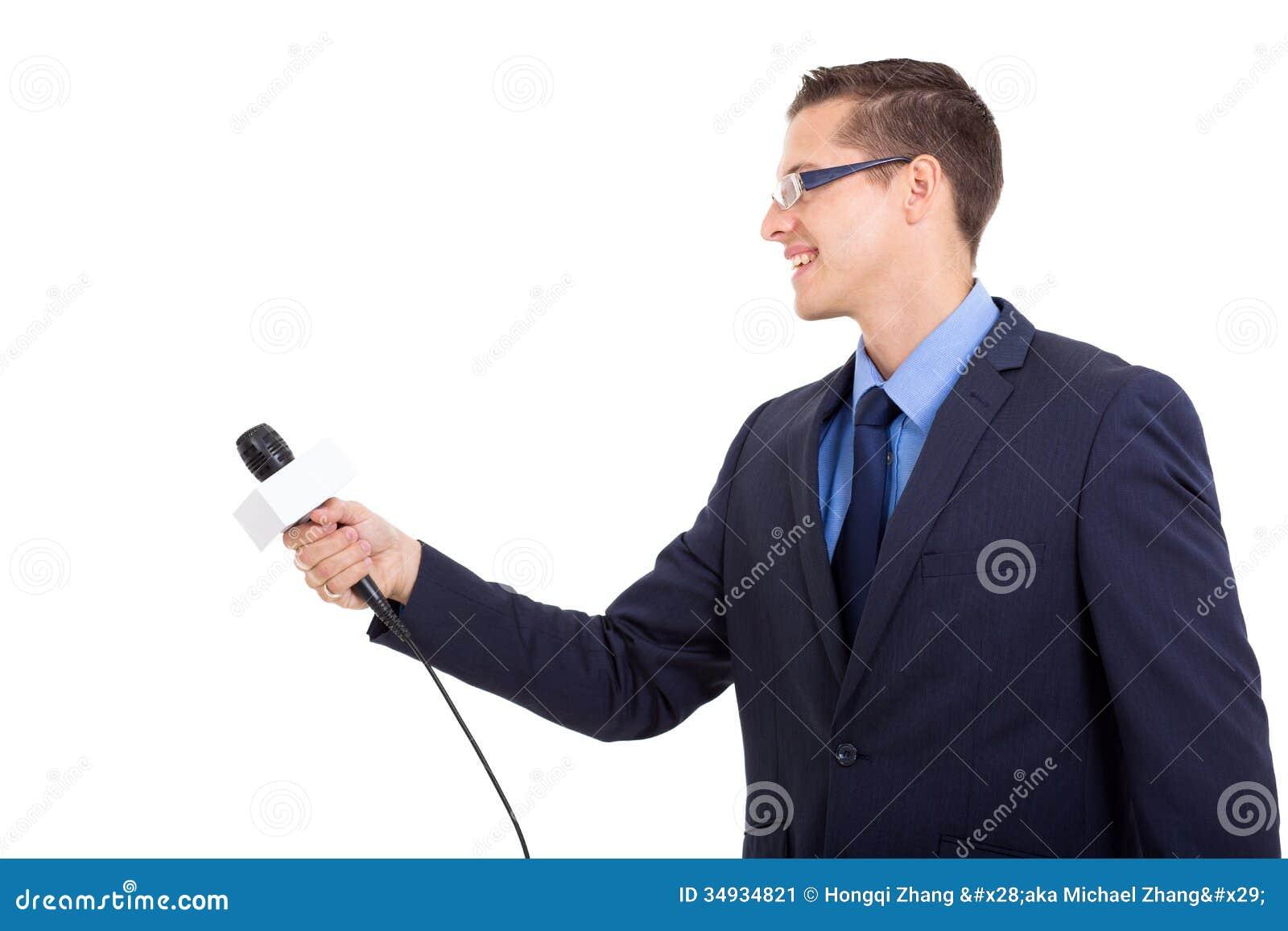 journalist interviewing stock image image  journalist interviewing