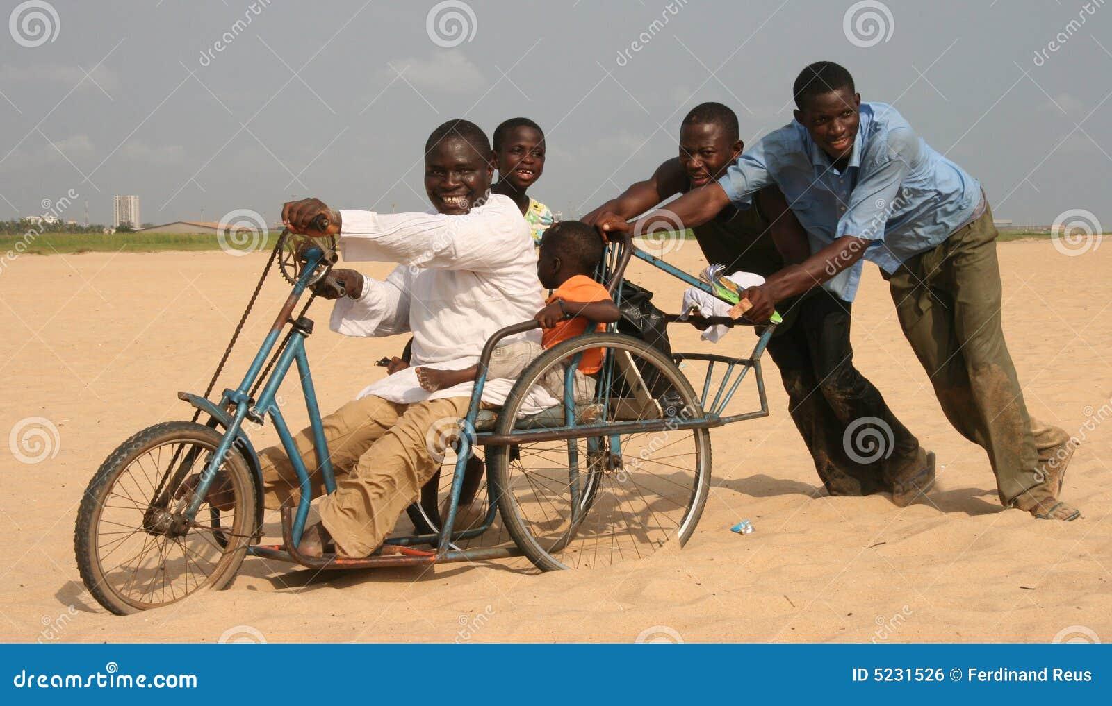 The joy of Africa