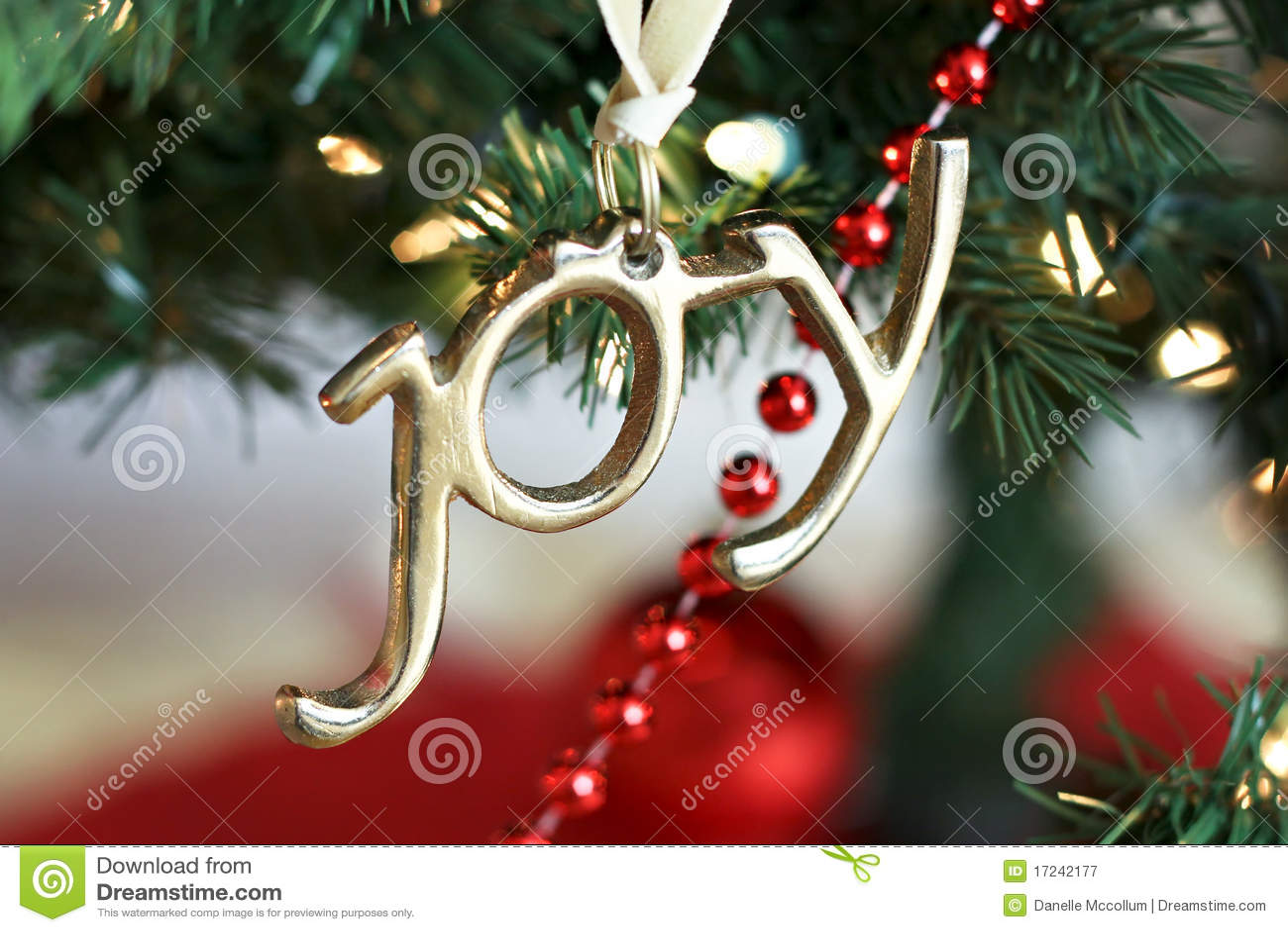 joy christmas ornament royalty free stock photography