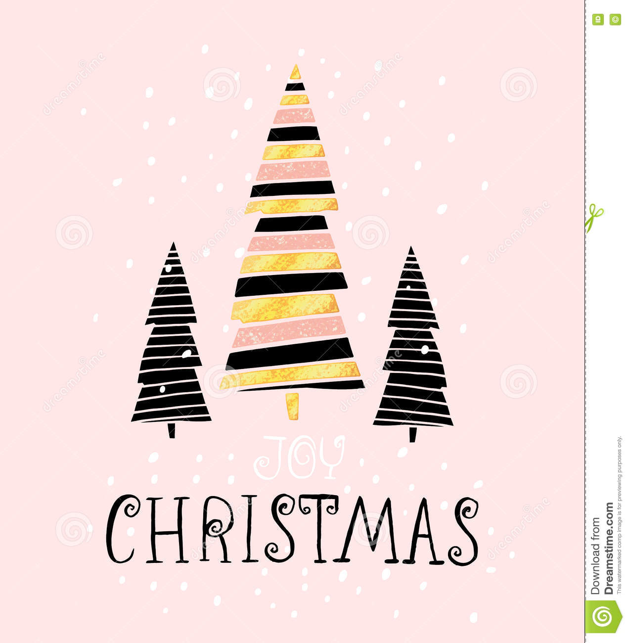Joy christmas winter holiday saying hand drawn greeting card with download joy christmas winter holiday saying hand drawn greeting card with handwritten lettering and m4hsunfo