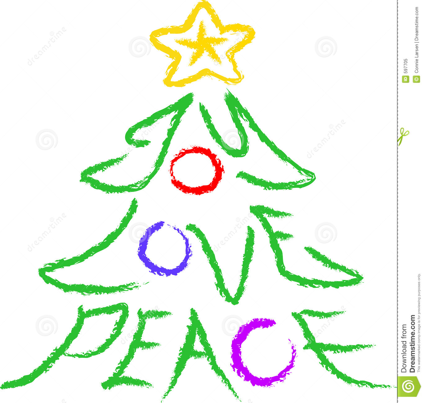 free christmas peace on earth clipart - photo #46