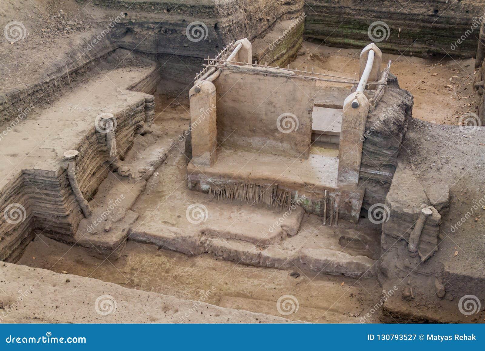 Joya De Ceren archeologiczny miejsce, El Salvad