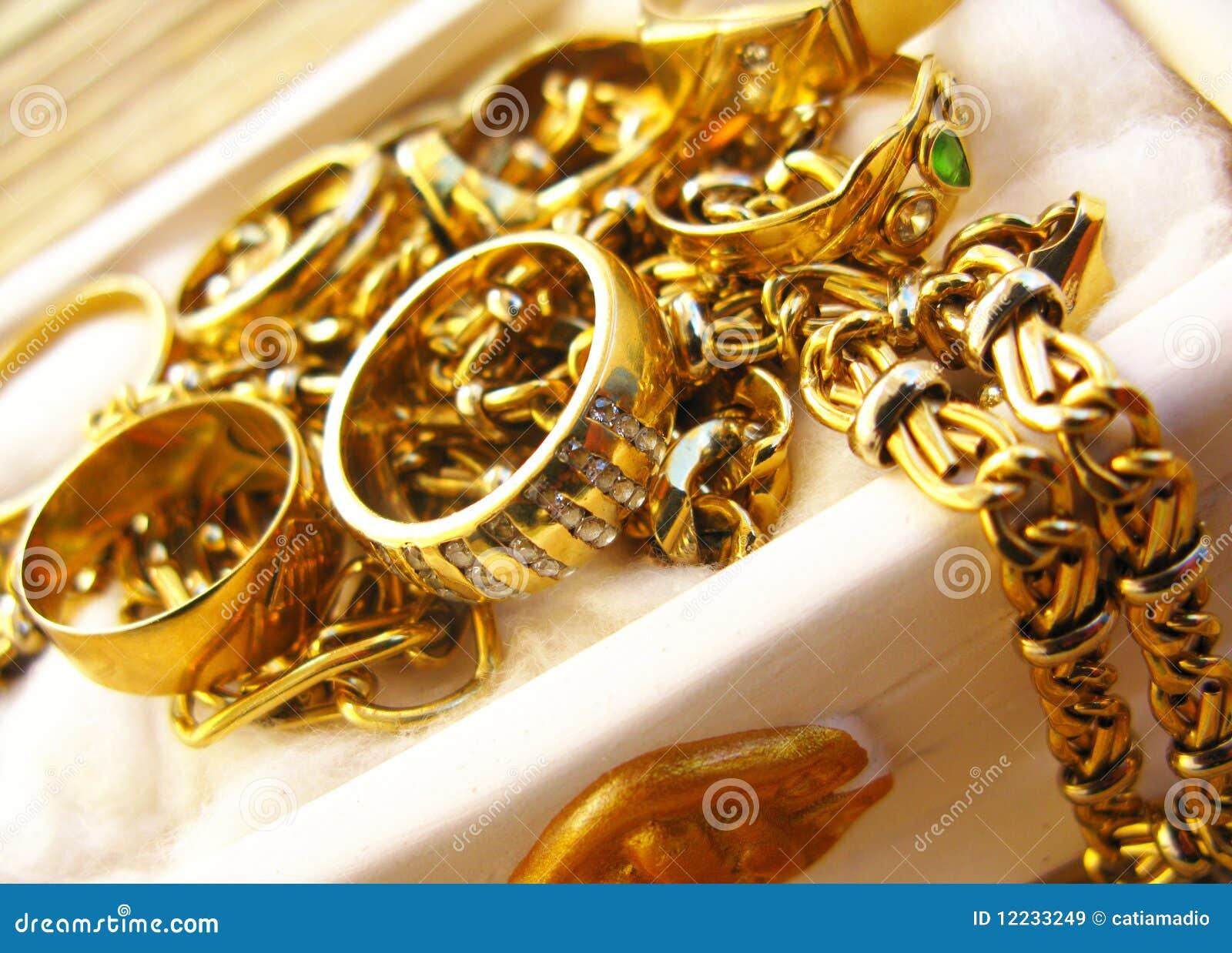 Joyas del oro