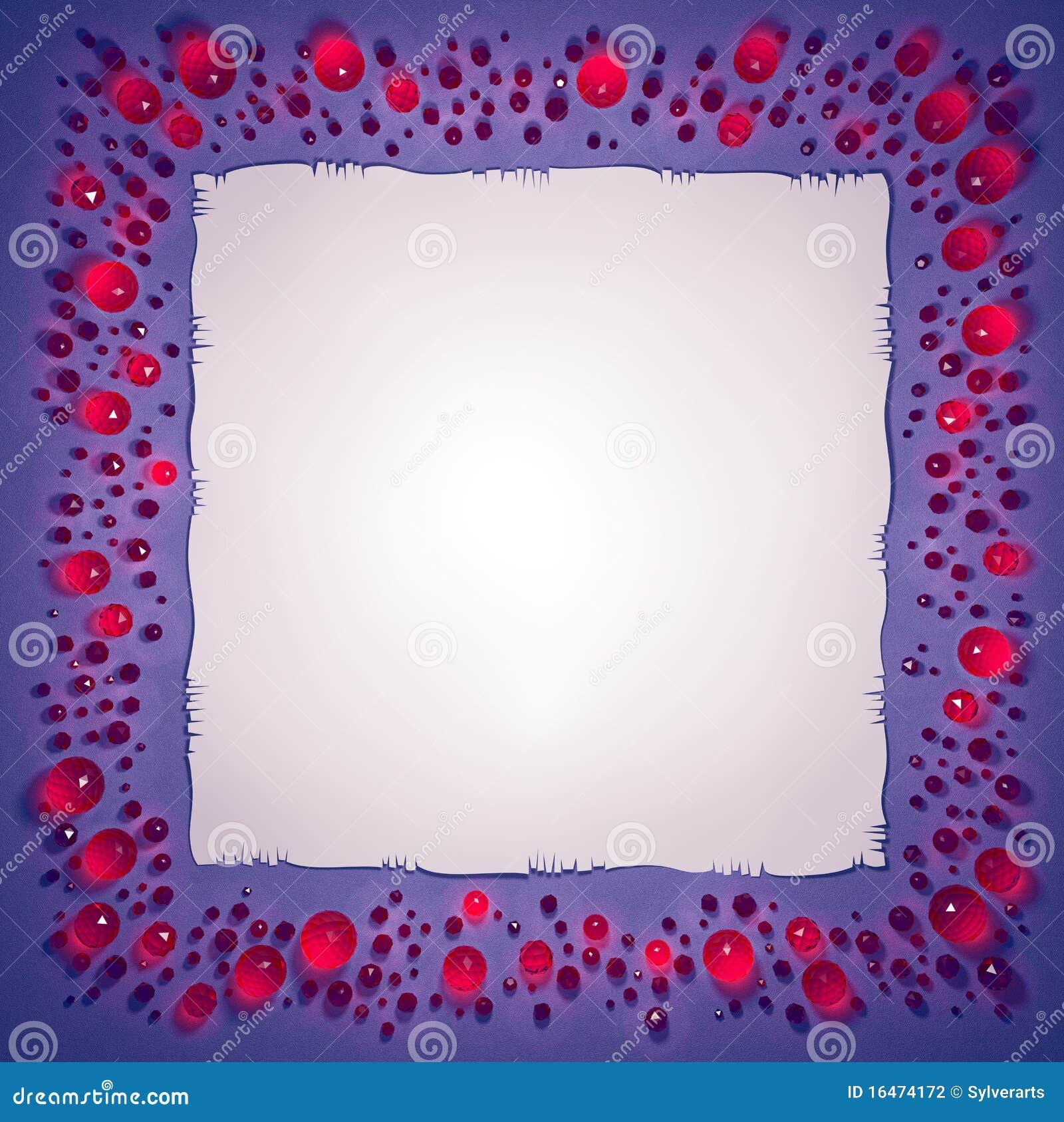 Joyas y marco de papel de la hoja fotograf a de archivo - Marcos de papel para fotos ...