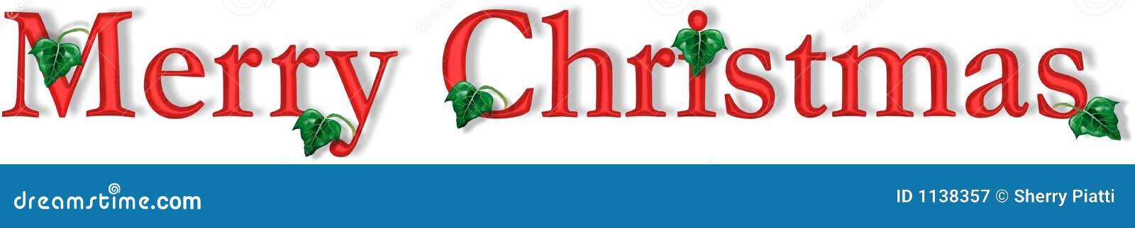 Joyeux Noël cramoisi