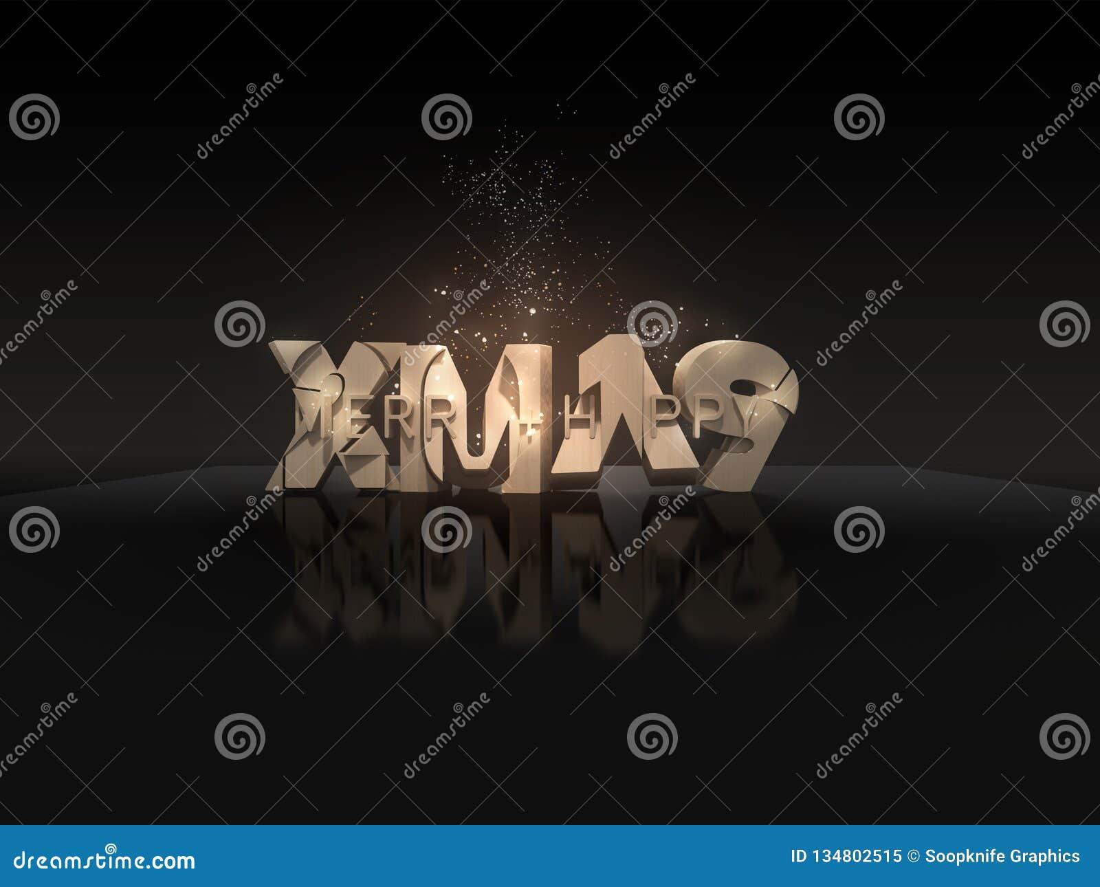 Joyeux Noël + 2019 et x28 heureux ; festive& x29 ;