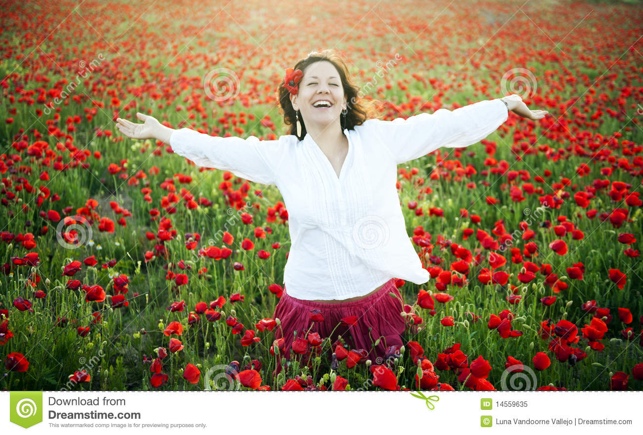 Joyful woman royalty free stock photo image 14559635