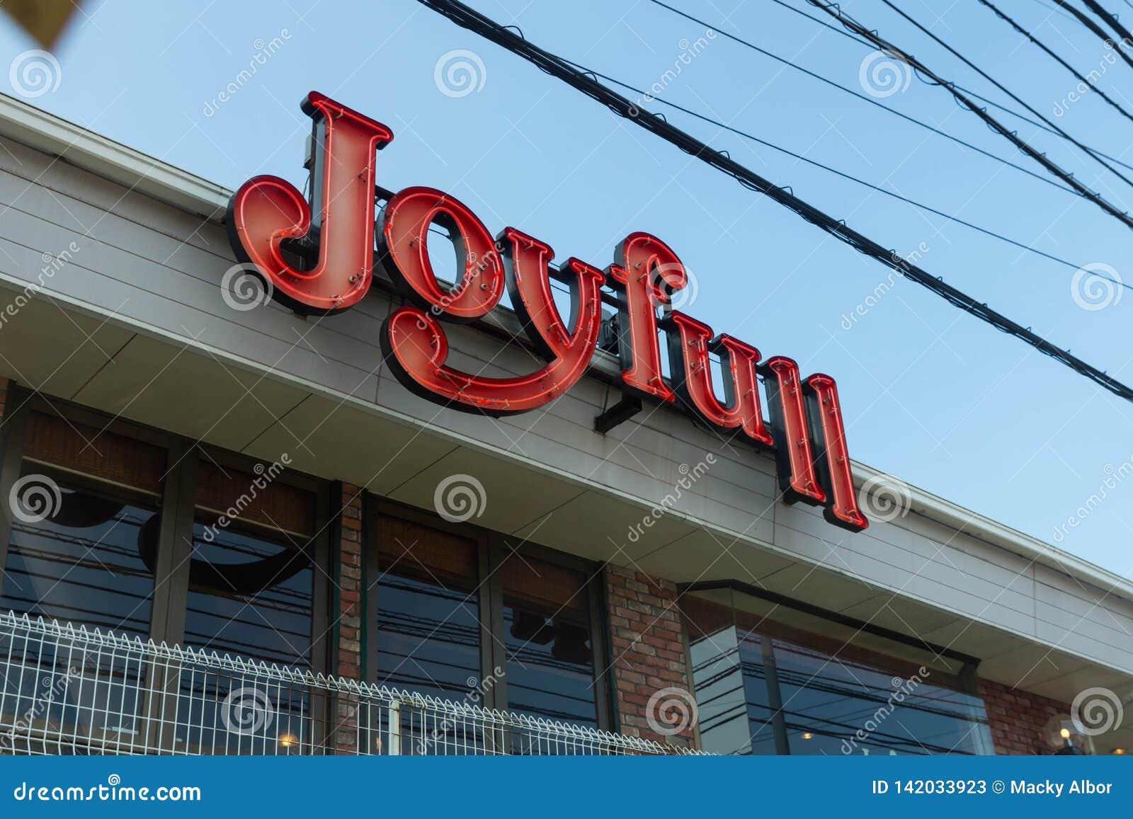 Joyfull - en favorit- familjrestaurang i Japan