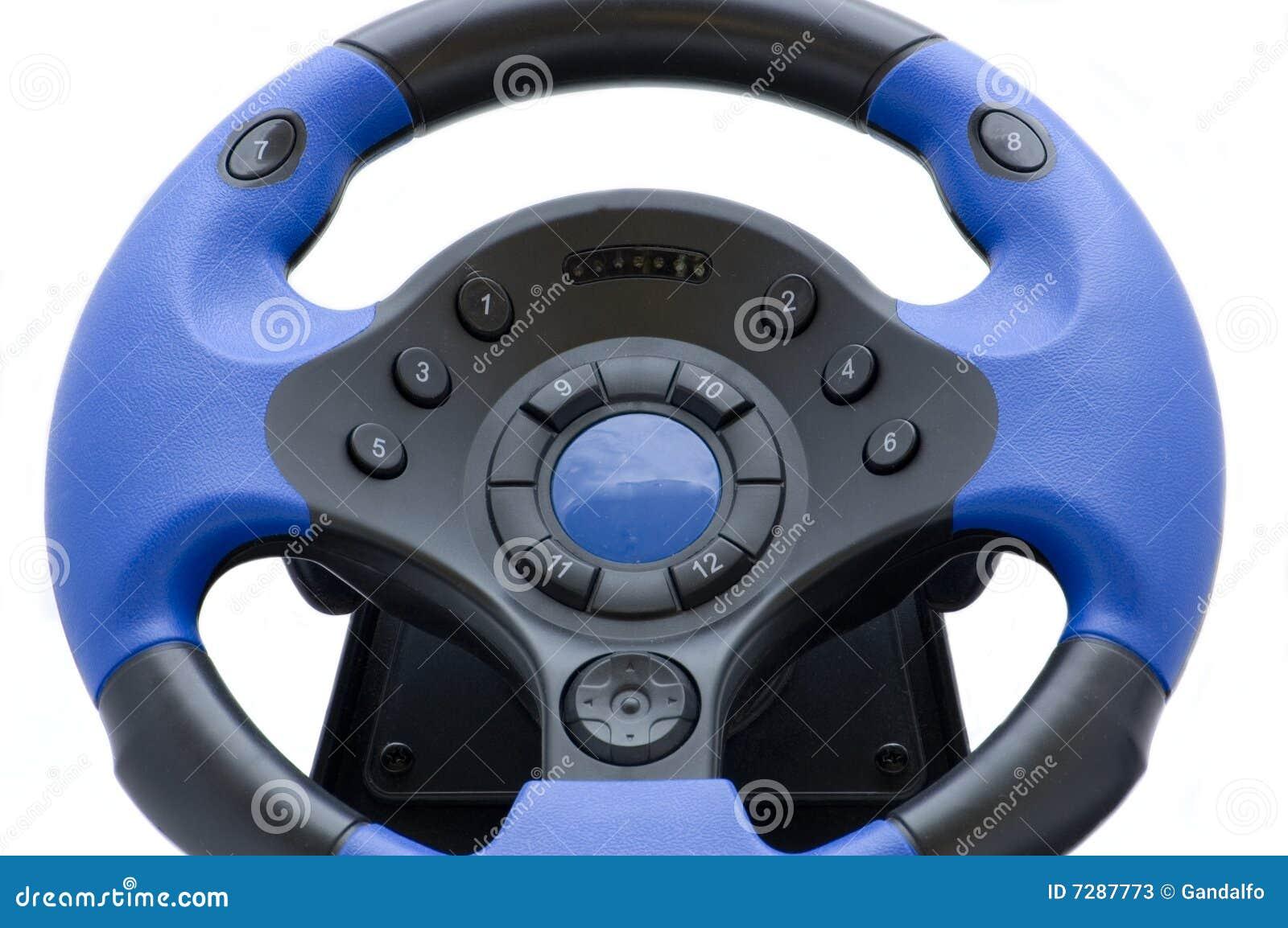 Joypad azul