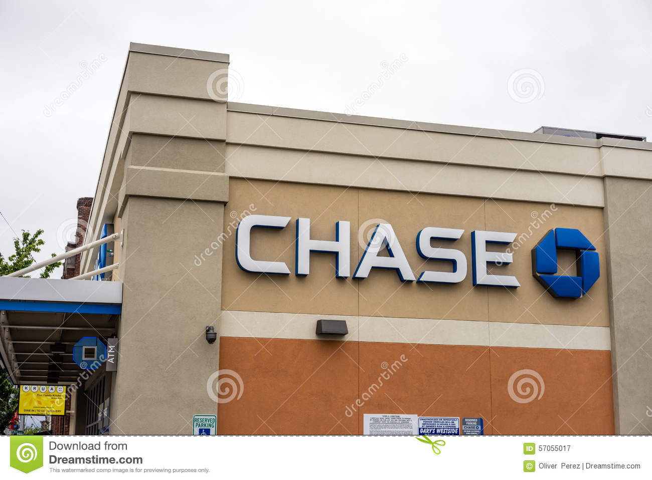 JP Morgan Chase Bank editorial photography  Image of business - 57055017
