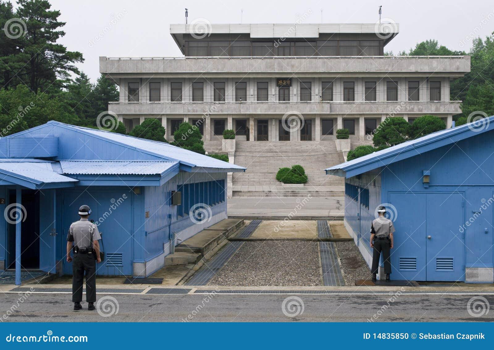 JSA (DMZ) Korea