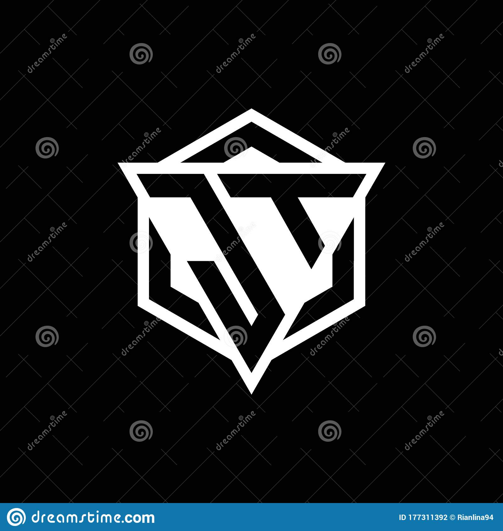 Monogram Hexagon Stock Illustrations 13 391 Monogram Hexagon Stock Illustrations Vectors Clipart Dreamstime