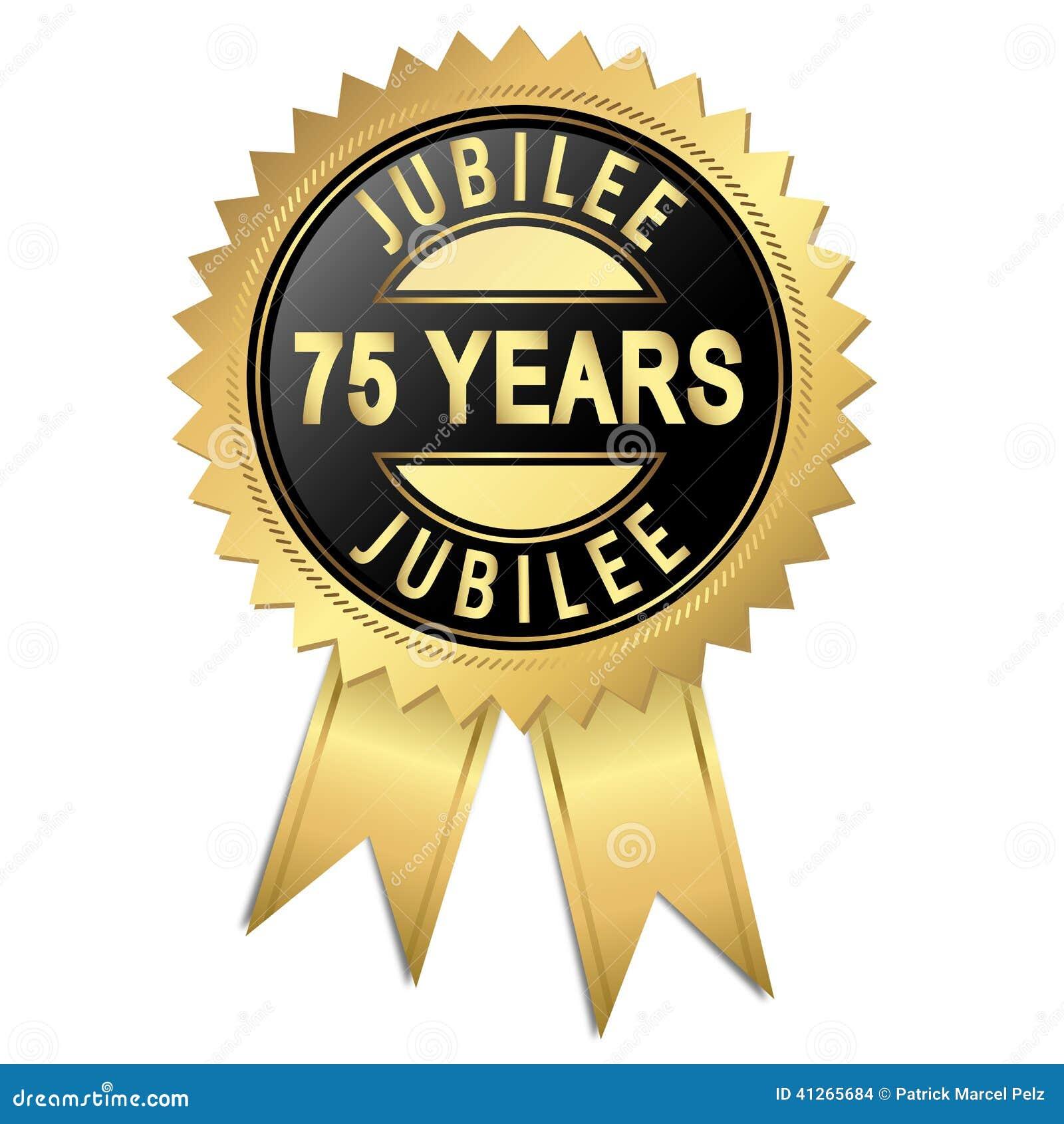 Jubileum 75 jaar vector illustratie afbeelding 41265684 - Jaar wallpapers ...