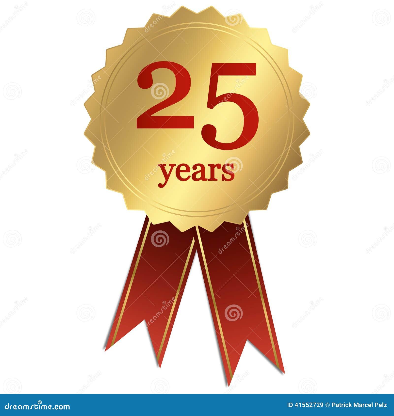 Jubileum 25 Jaar In Dienst