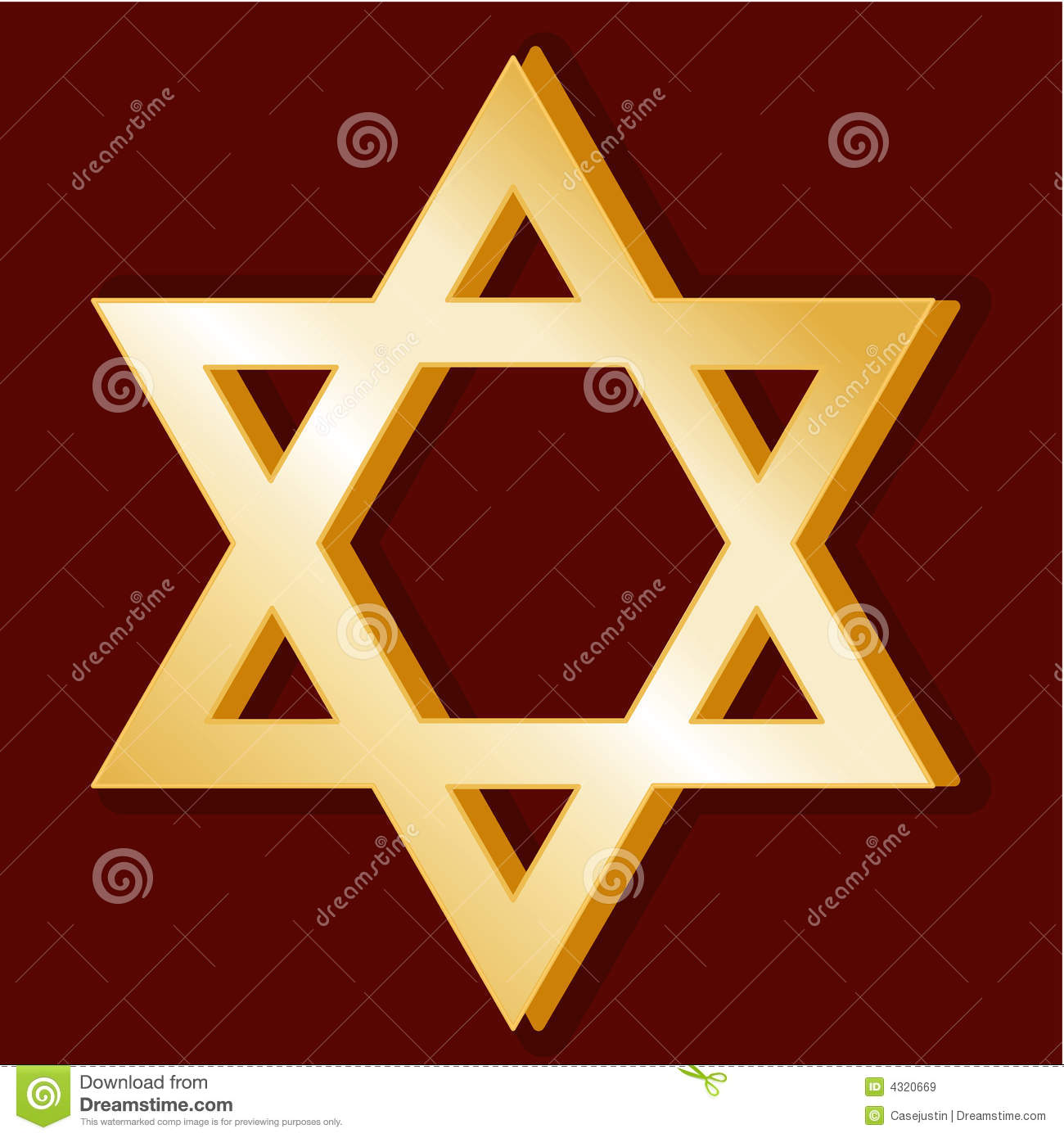 Judaism Symbol Royalty Free Stock Images Image 4320669