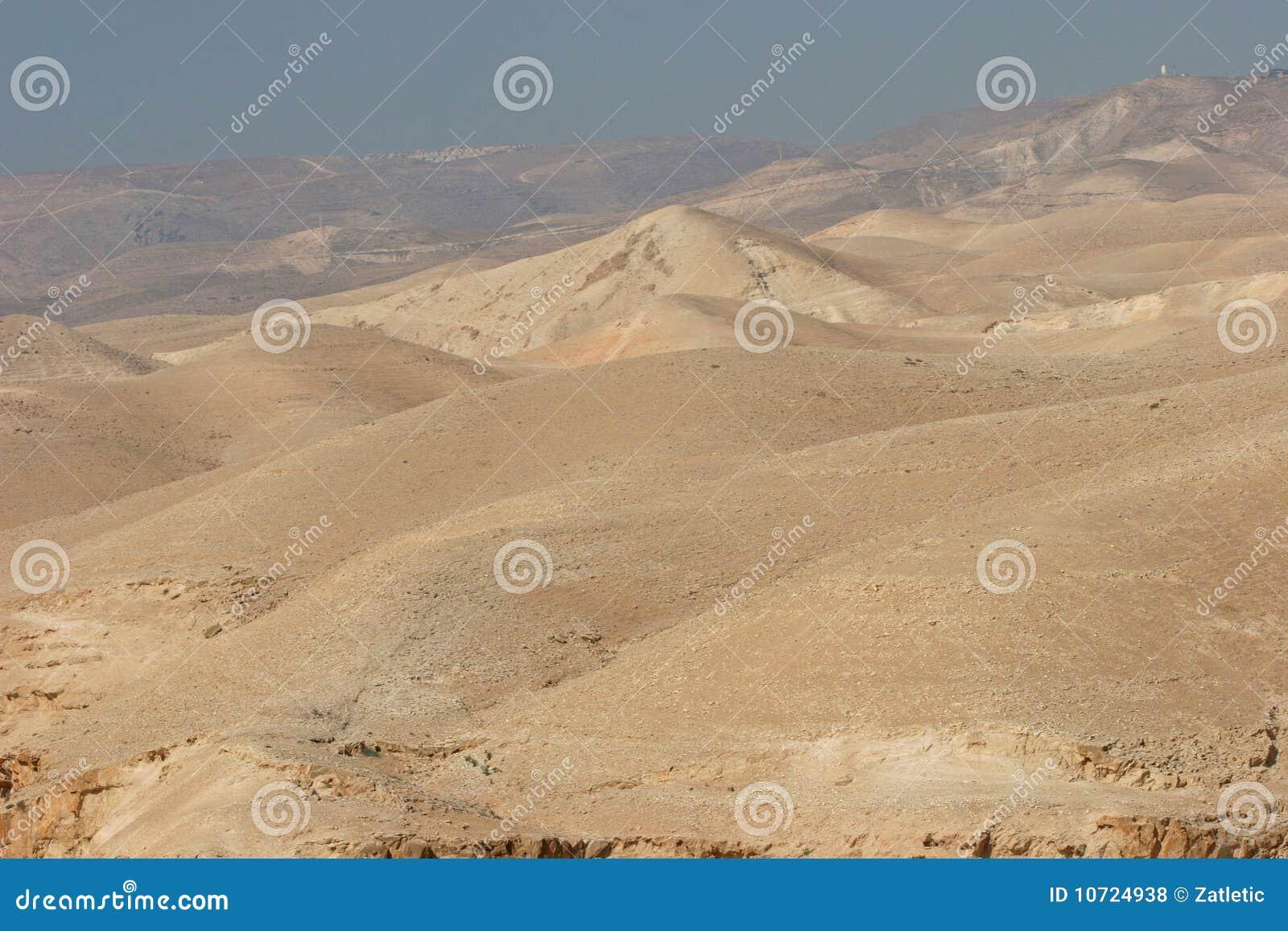 Judea пустыни