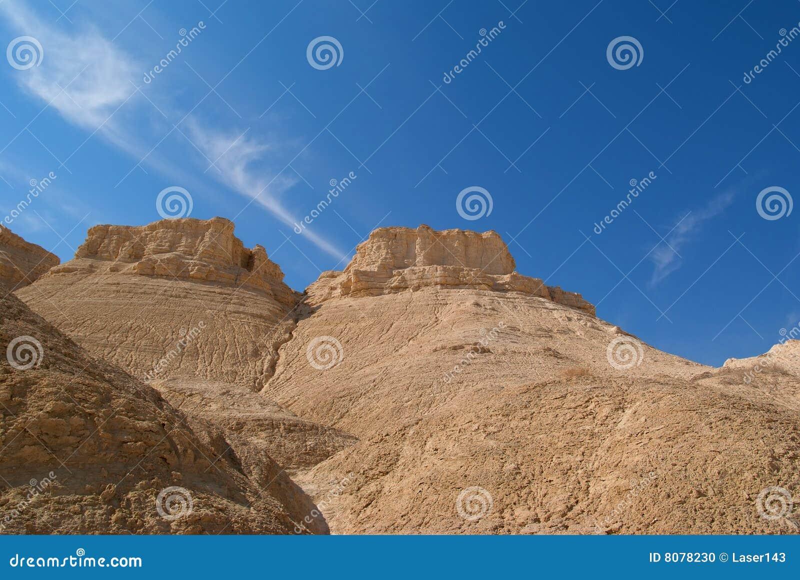 Judean naturreserv för öken
