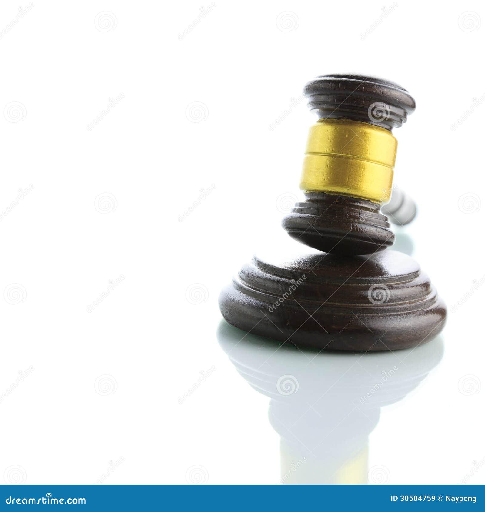 Judge Gavel Royalty Free Stock Images - Image: 30504759