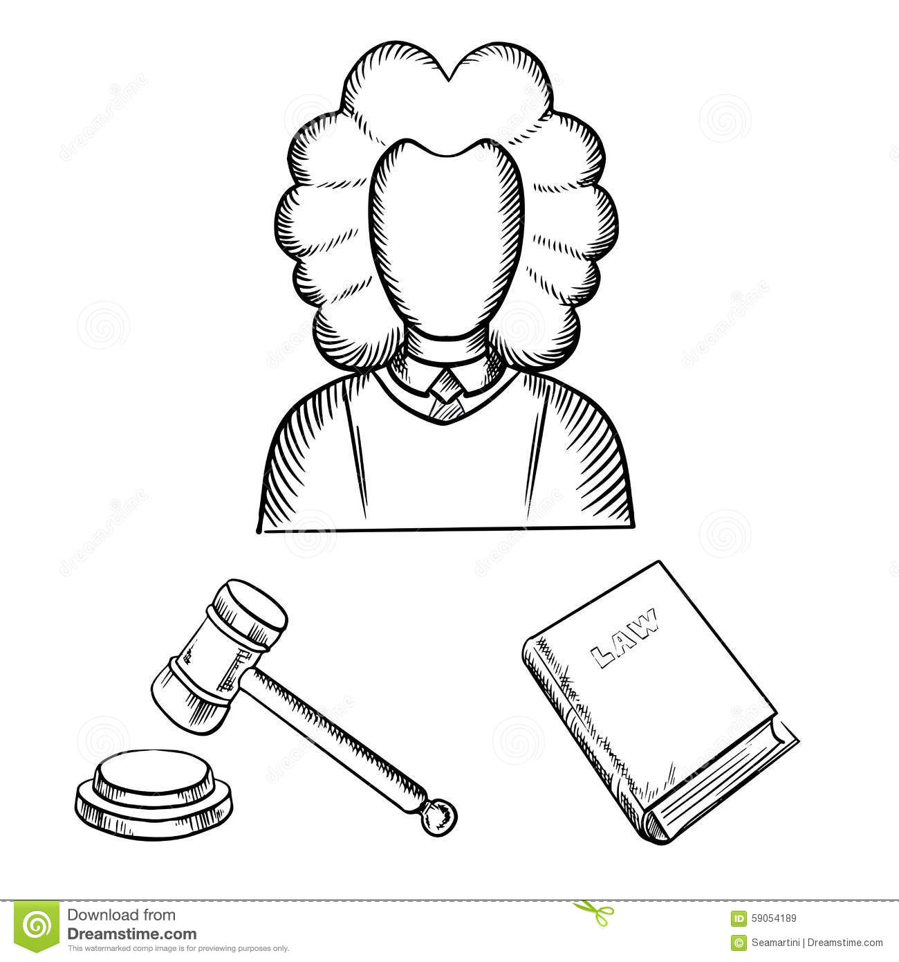 judge  gavel and law book sketches stock vector image gavel clipart for meetings gavel clipart png