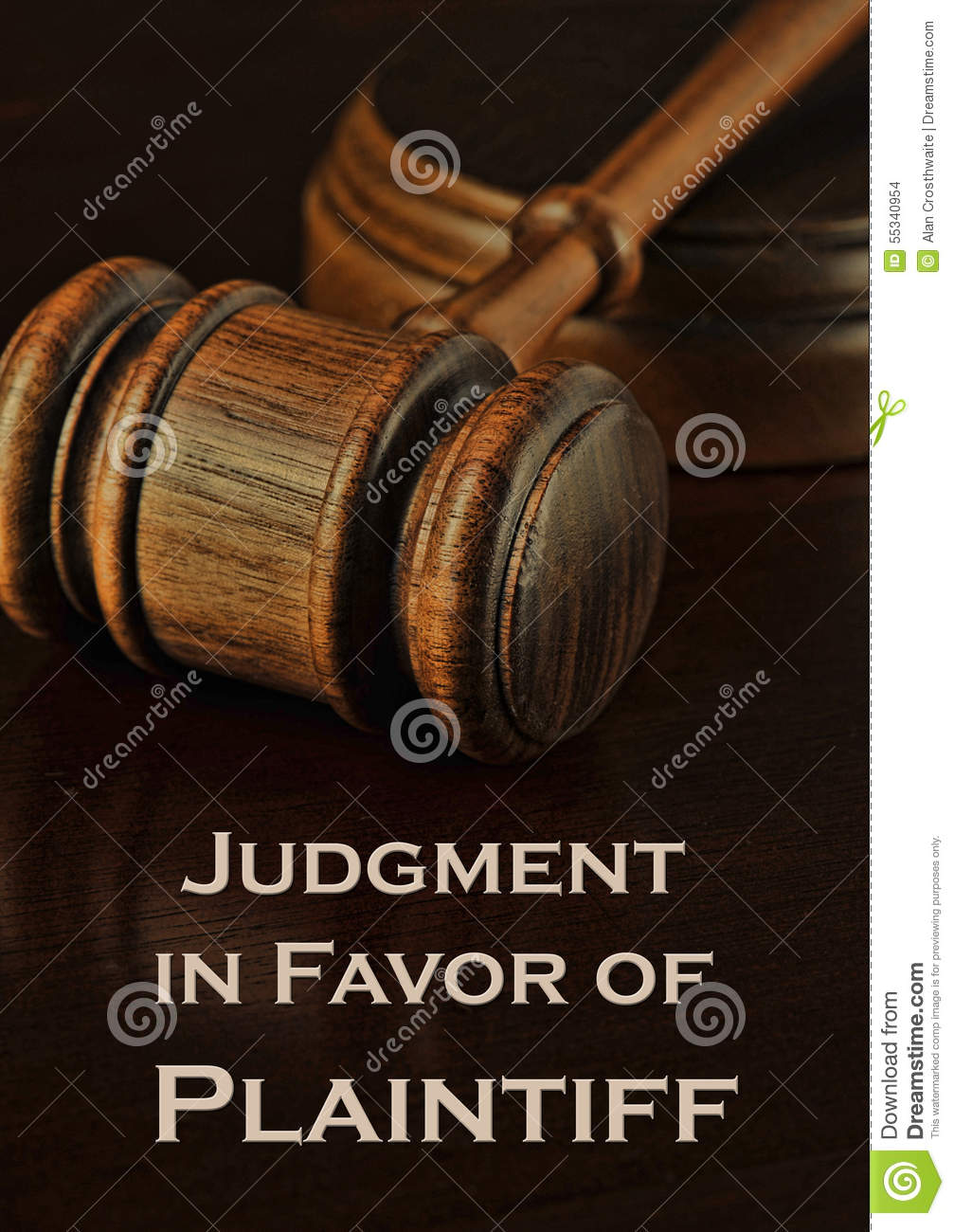 Judgment in favor of plaintiff stock photo image of royalty free stock photo biocorpaavc Choice Image