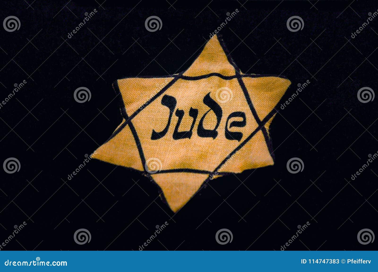 Judiska emblem eller judarnastjärna