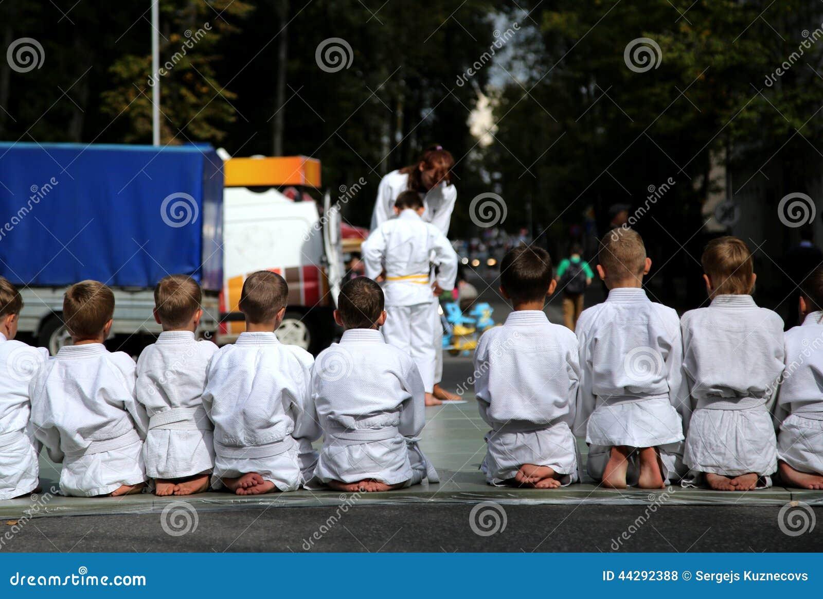 The judo