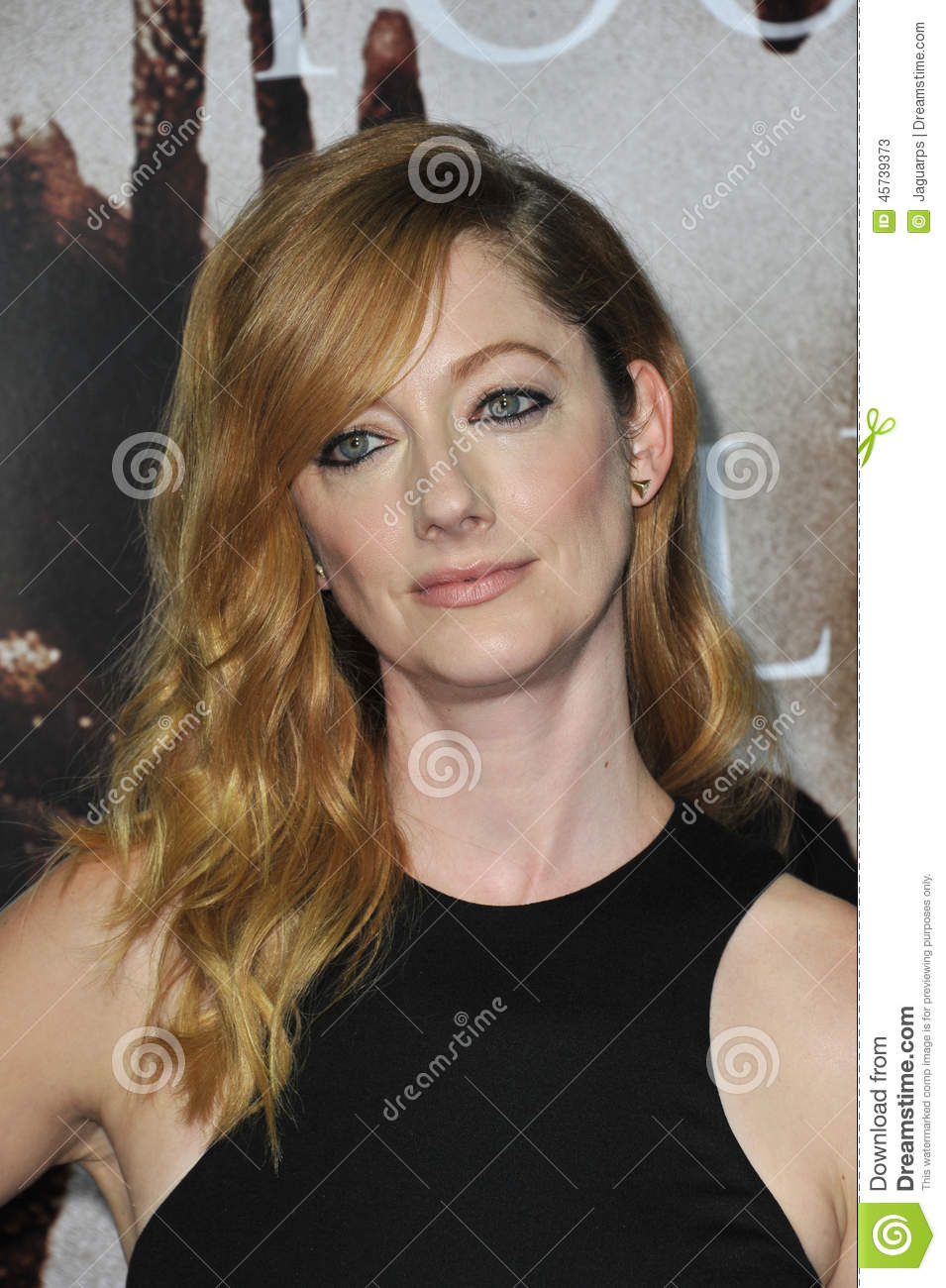 Judy Greer editorial stock photo. Image of actress, carrie ...