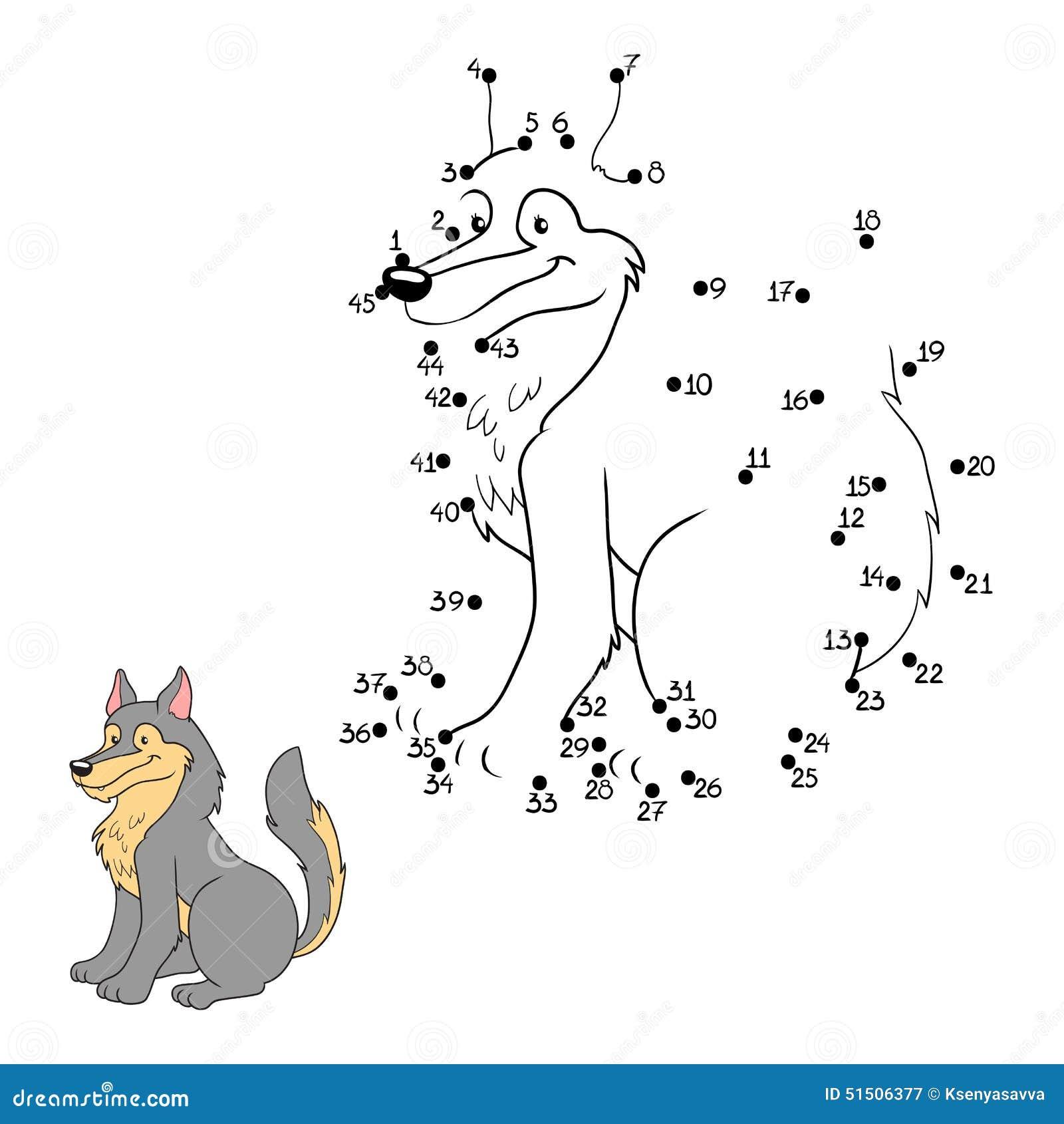 juegos de lobos para niños