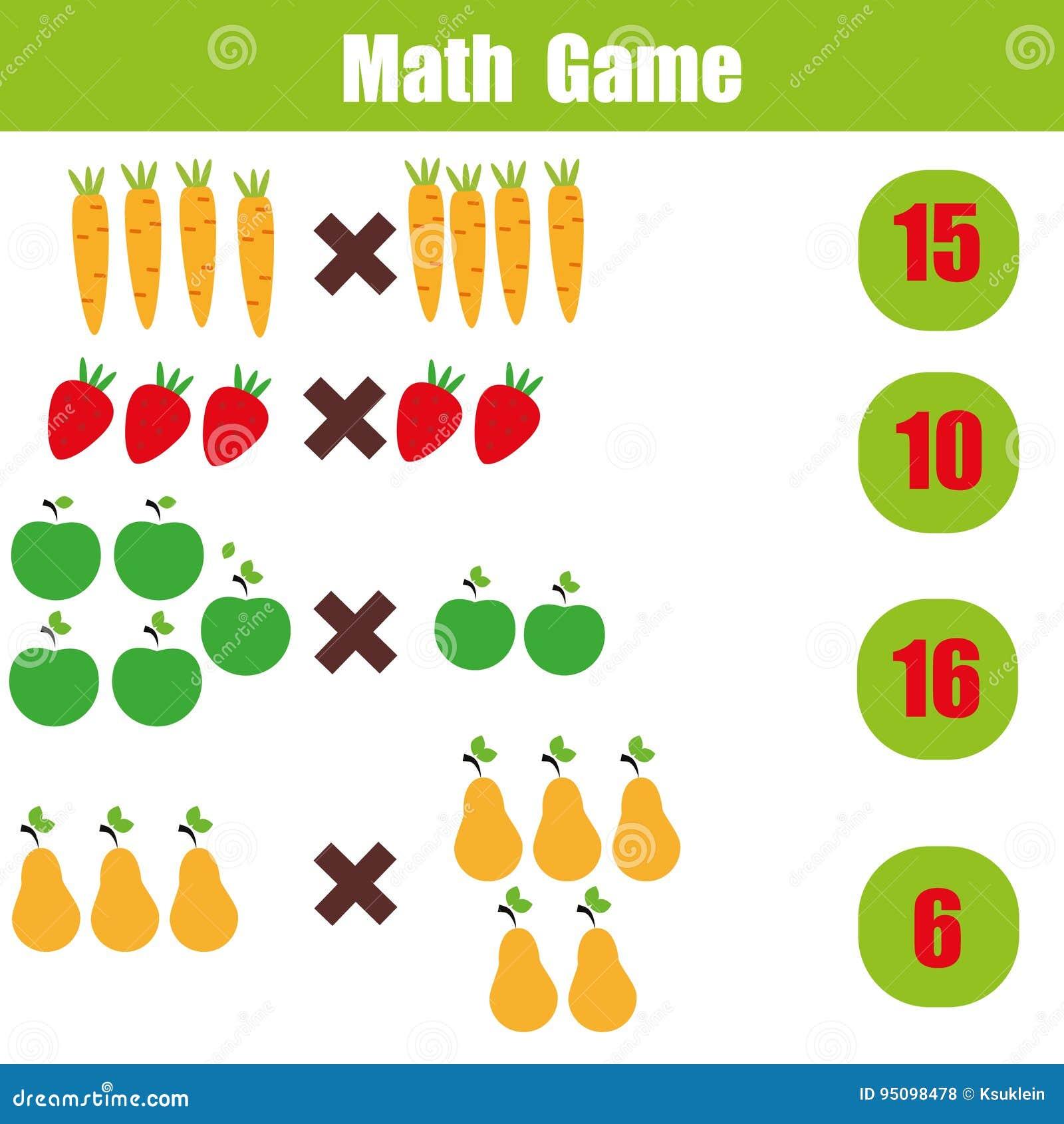Atractivo Super Kids Hojas De Trabajo De Matemáticas Motivo - hoja ...