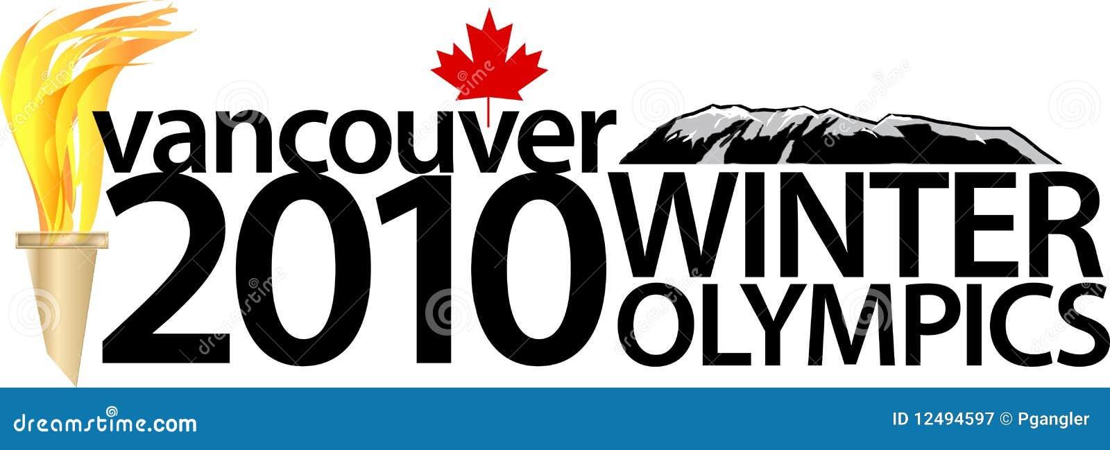 Juegos Olimpicos De Invierno 2010 De Vancouver Fotografia Editorial