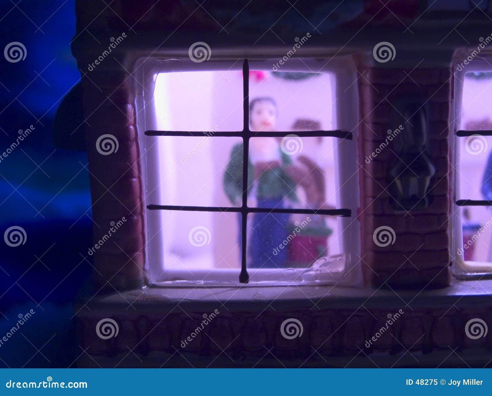 Juegue la casa de la Navidad