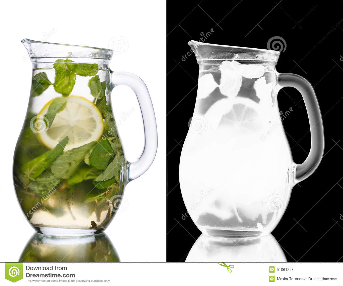 how to make a pitcher of mojitos