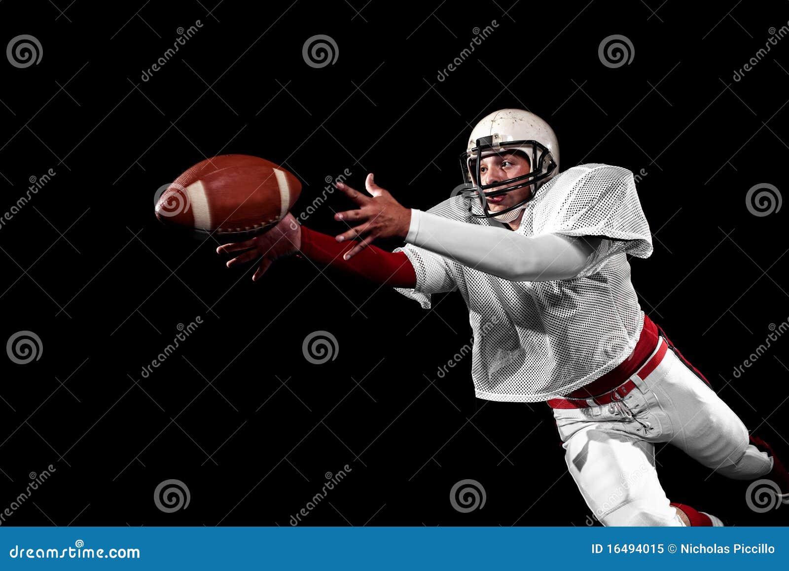 Jugador de fútbol americano.
