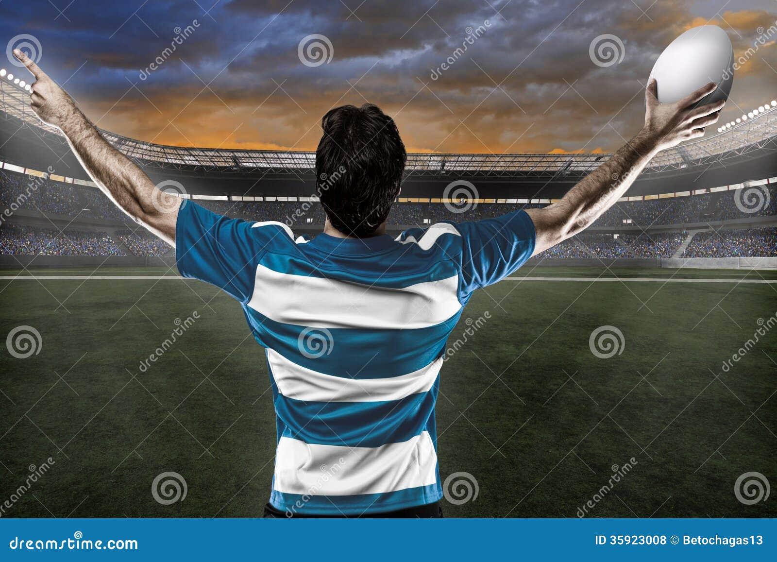 Jugador del rugbi