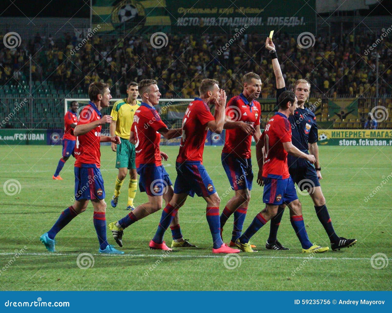 Download Jugadores De FC CSKA Que Discuten Con El árbitro Foto editorial - Imagen de jugadores, discusión: 59235756