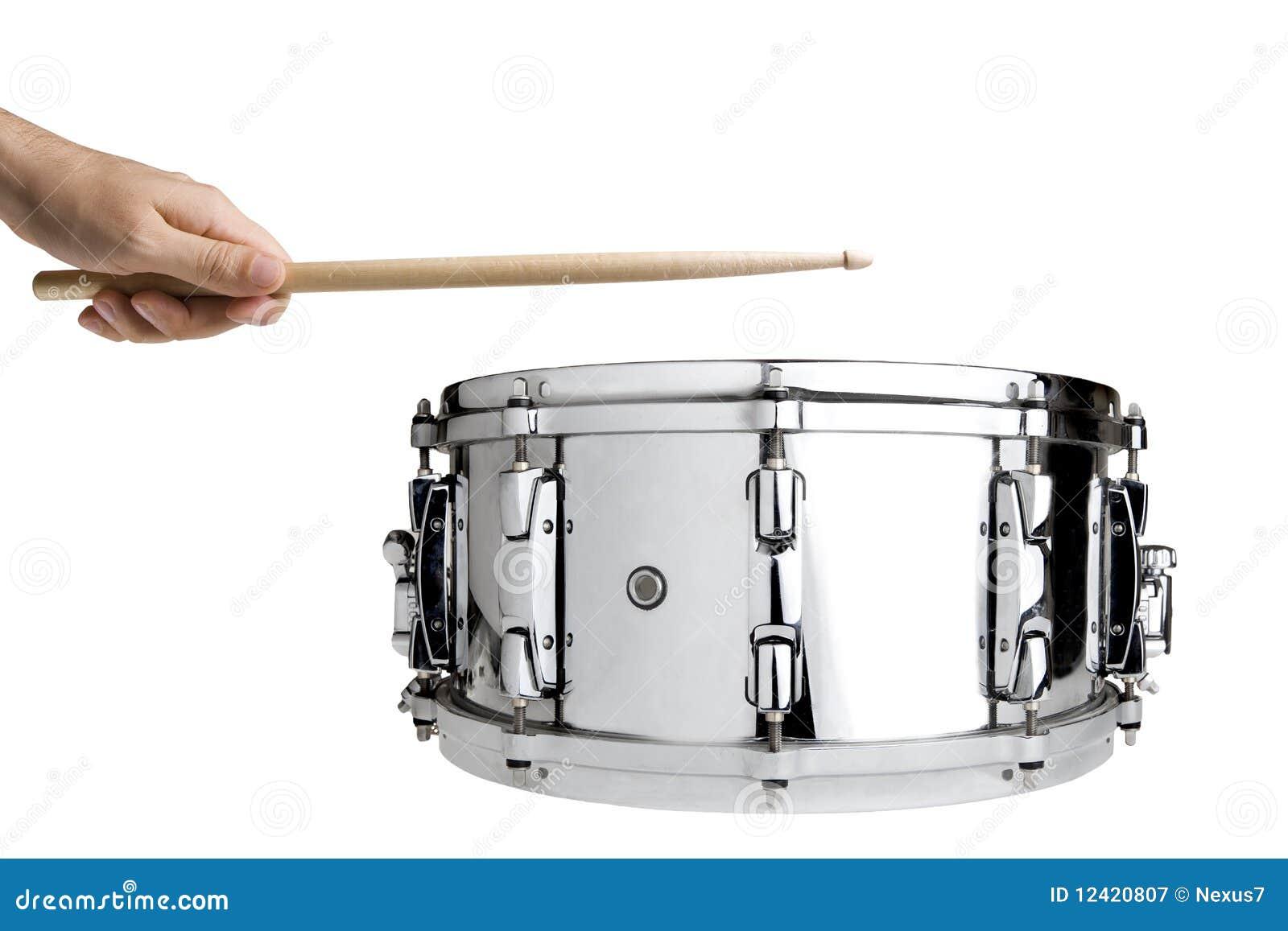 Jugar el tambor de trampa