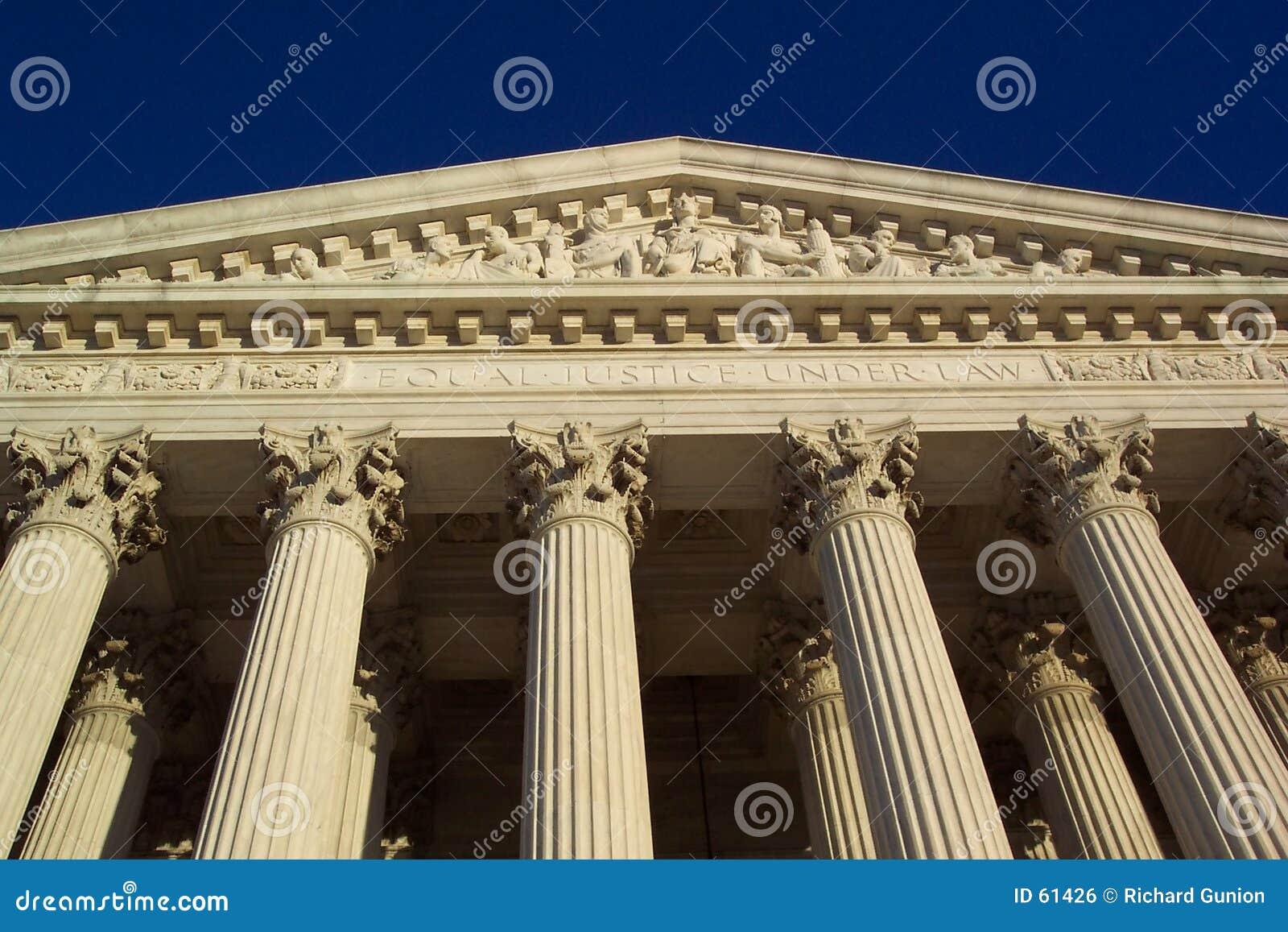 Download Juge de la Cour suprême photo stock. Image du pataugez, tourisme - 61426