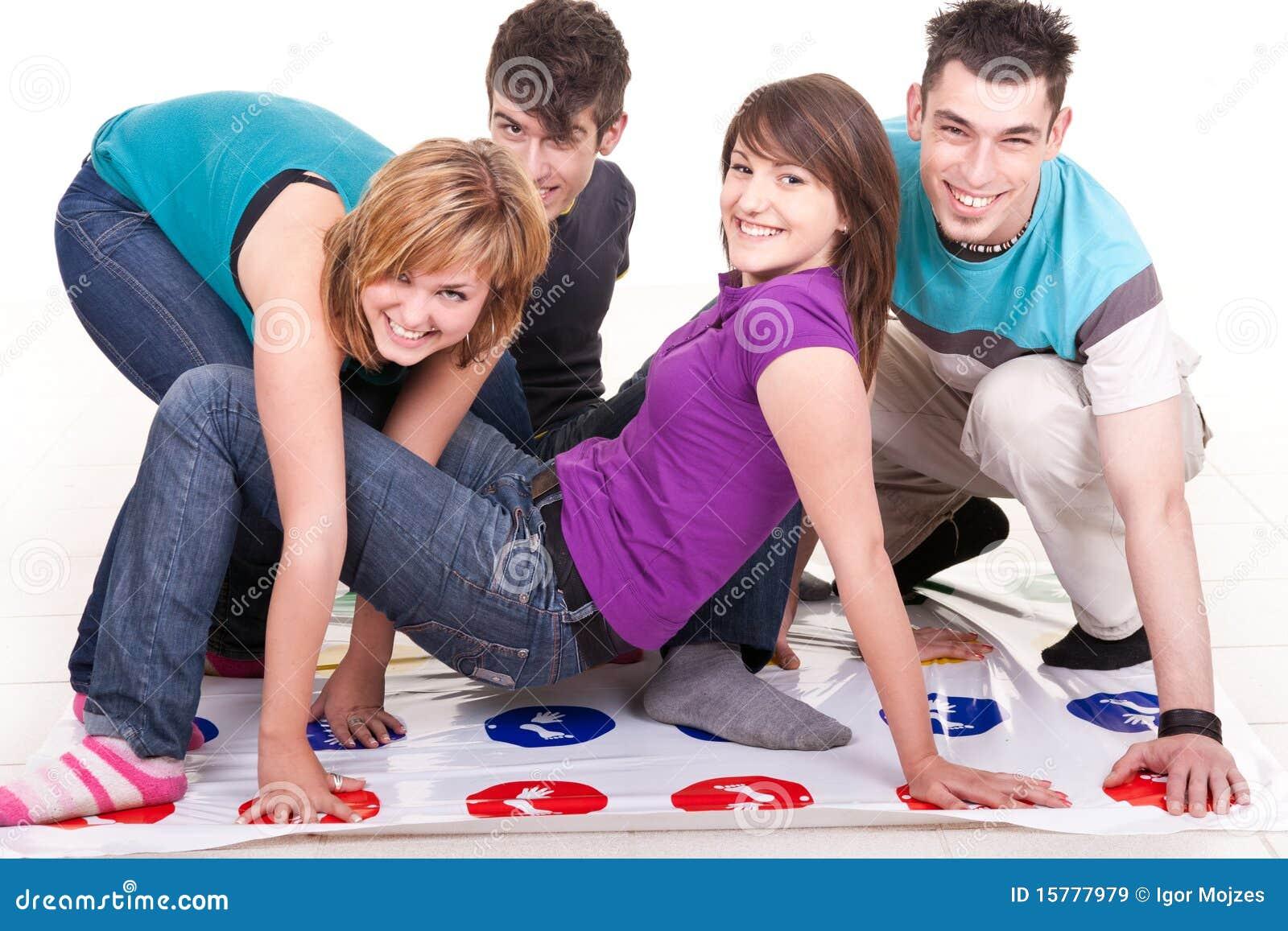 Twister Spielen