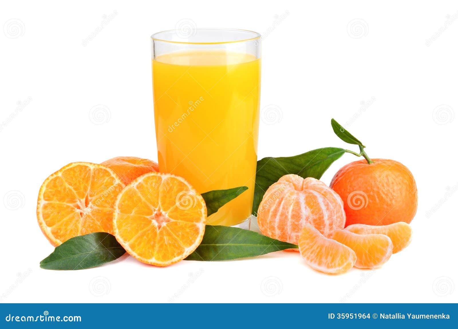 Jugo de la fruta cítrica