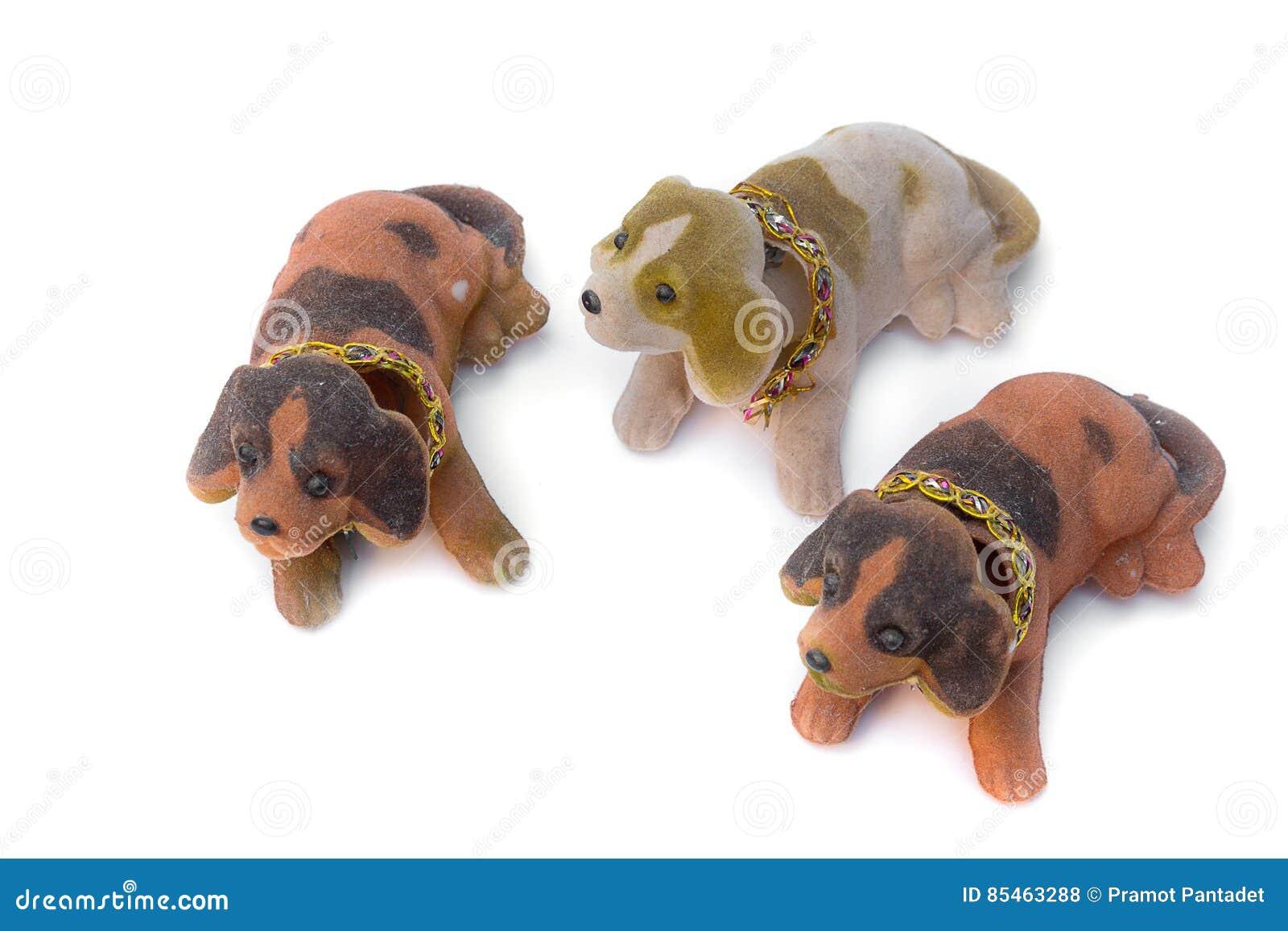 Foto Tres Para Los Archivo De Perros Juguete La Felpa Niños srdthCxQ