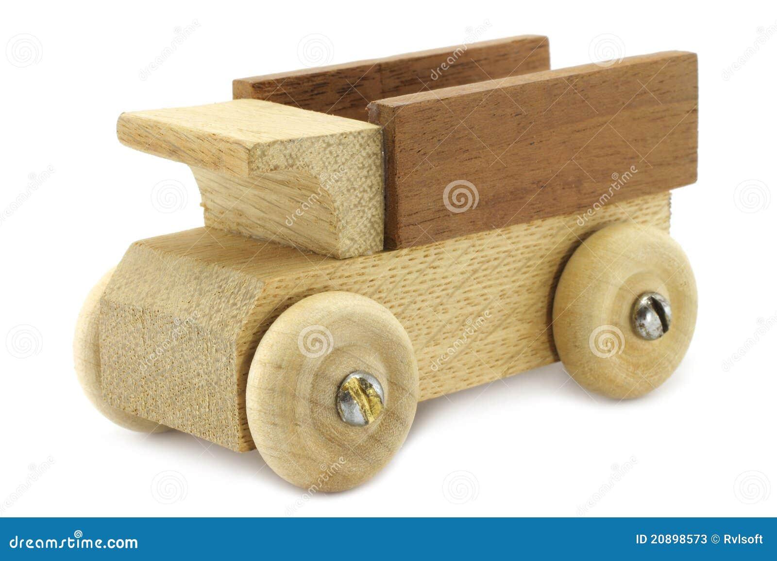 Juguete de madera del carro imagen de archivo imagen de for Carritos de cocina de madera