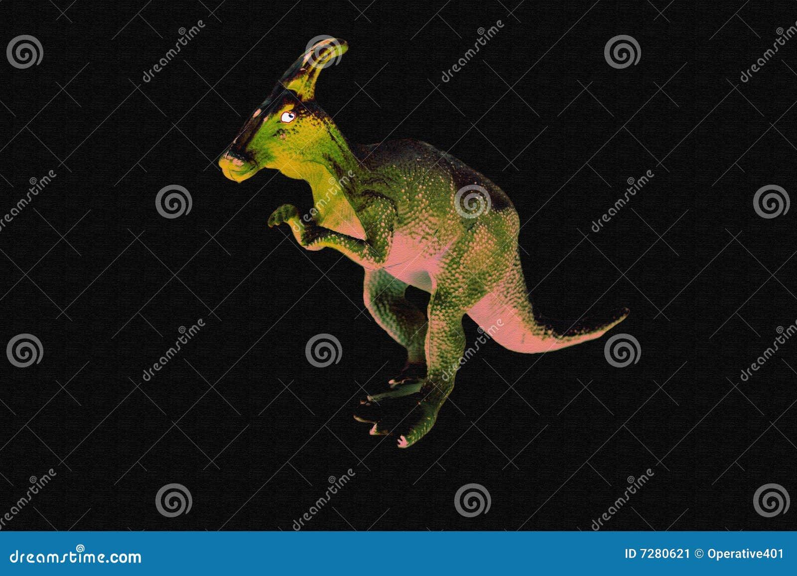 Juguete del dinosaurio