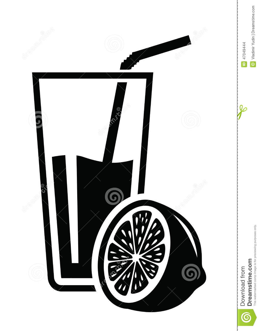 Juice Icon Stock Vector - Image: 47049444
