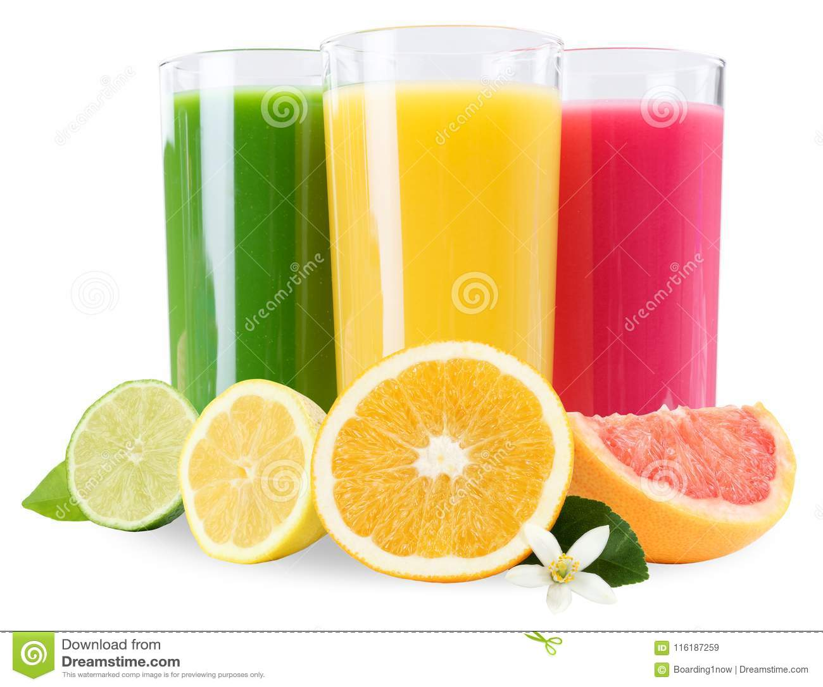 Juice smoothie fruit fruits smoothies orange in glass isolated o