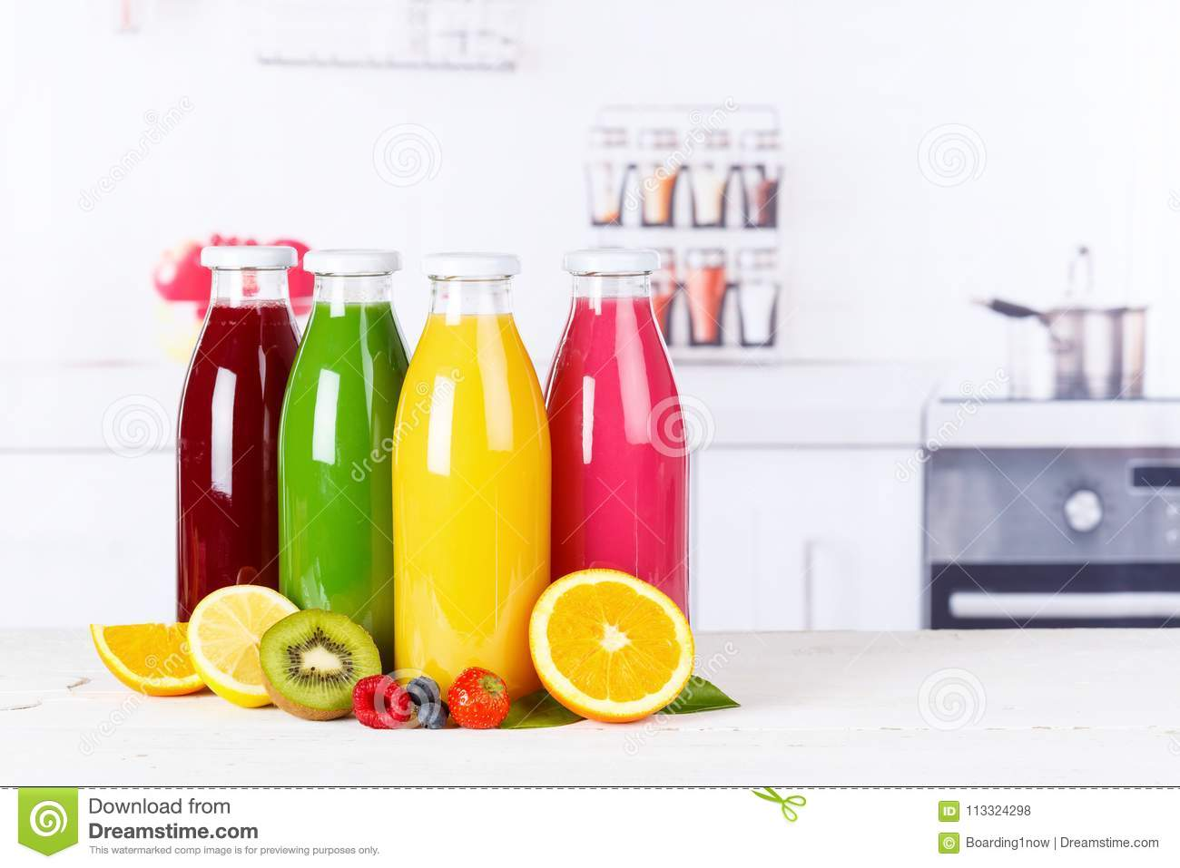 Juice smoothie smoothies in bottle copyspace fruit fruits