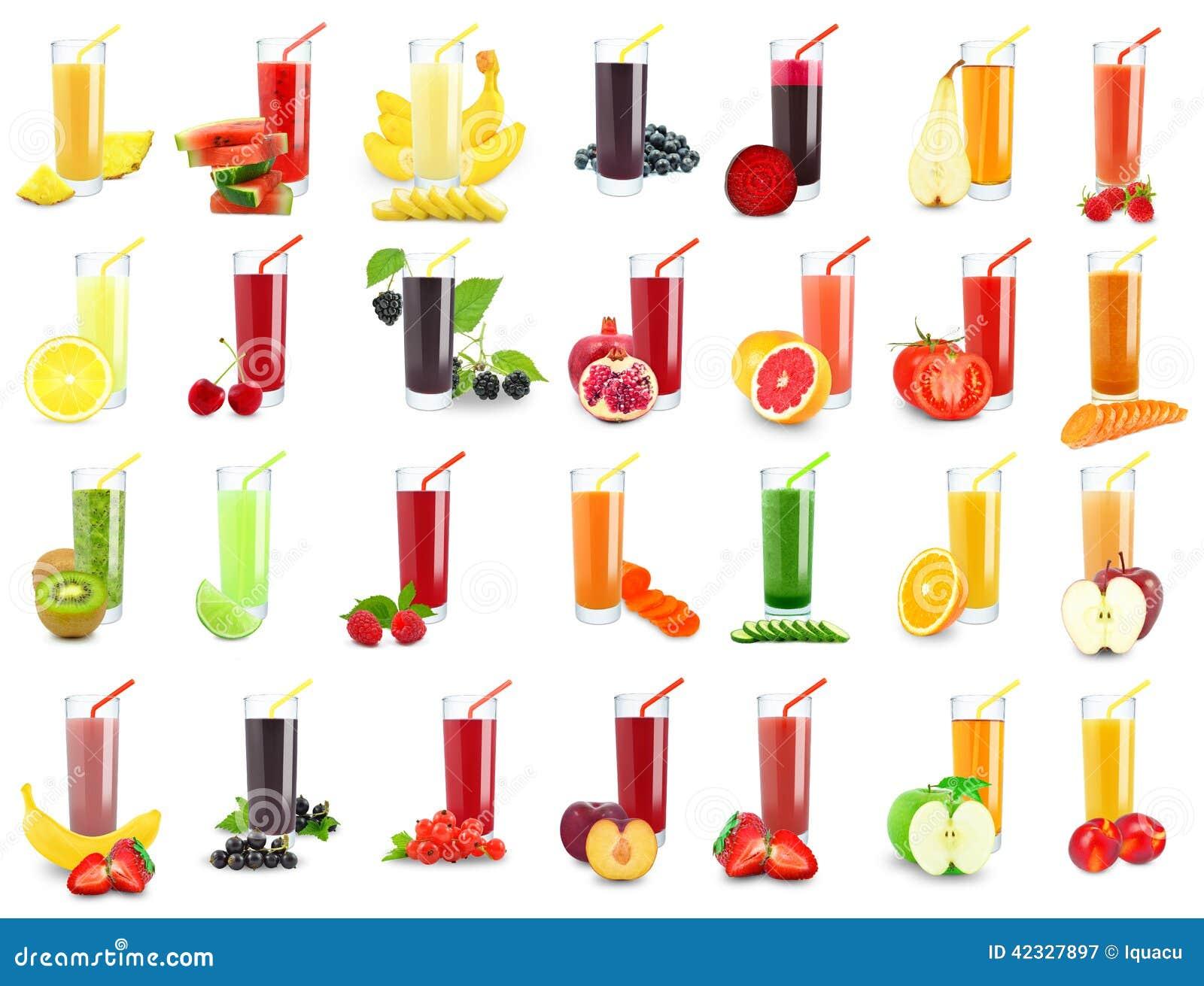 Juices Stock Photo Image 42327897
