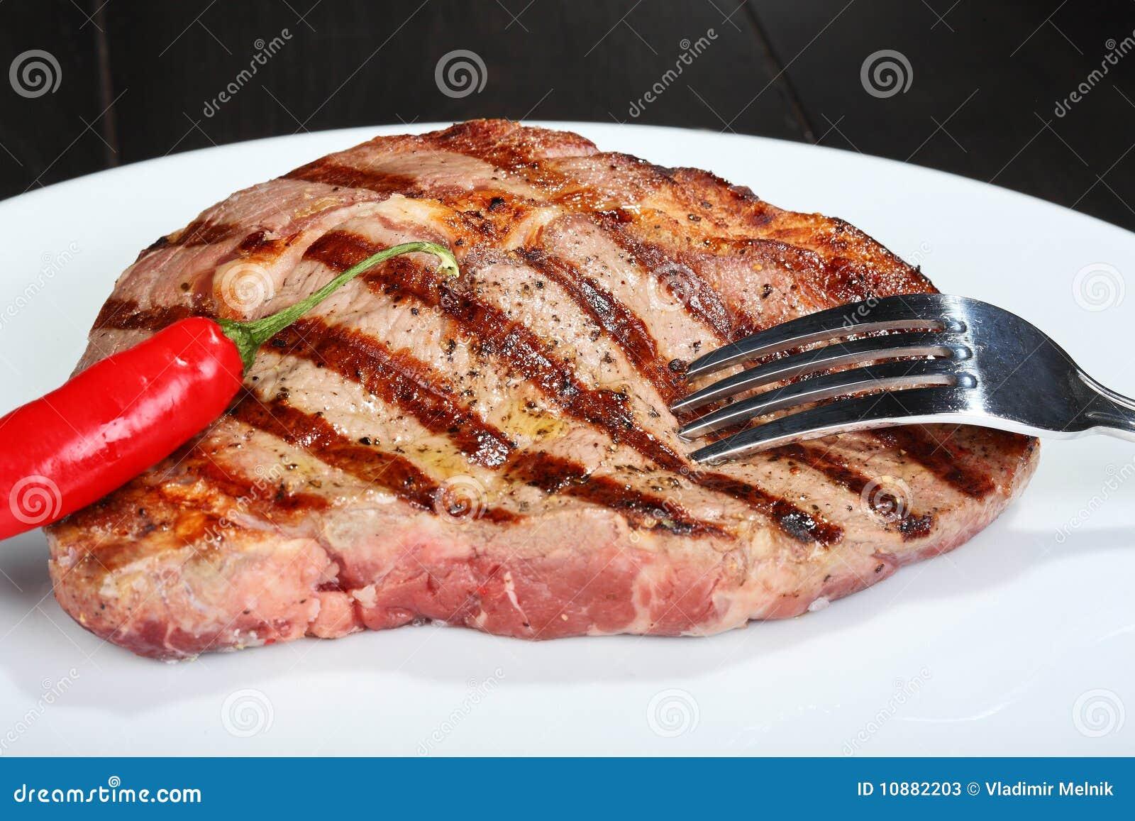 how to keep juicd in steak