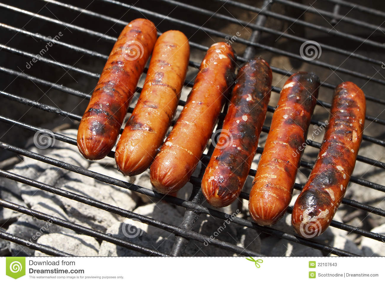 How To Grill Hot Dogs On A Charcoal Grill