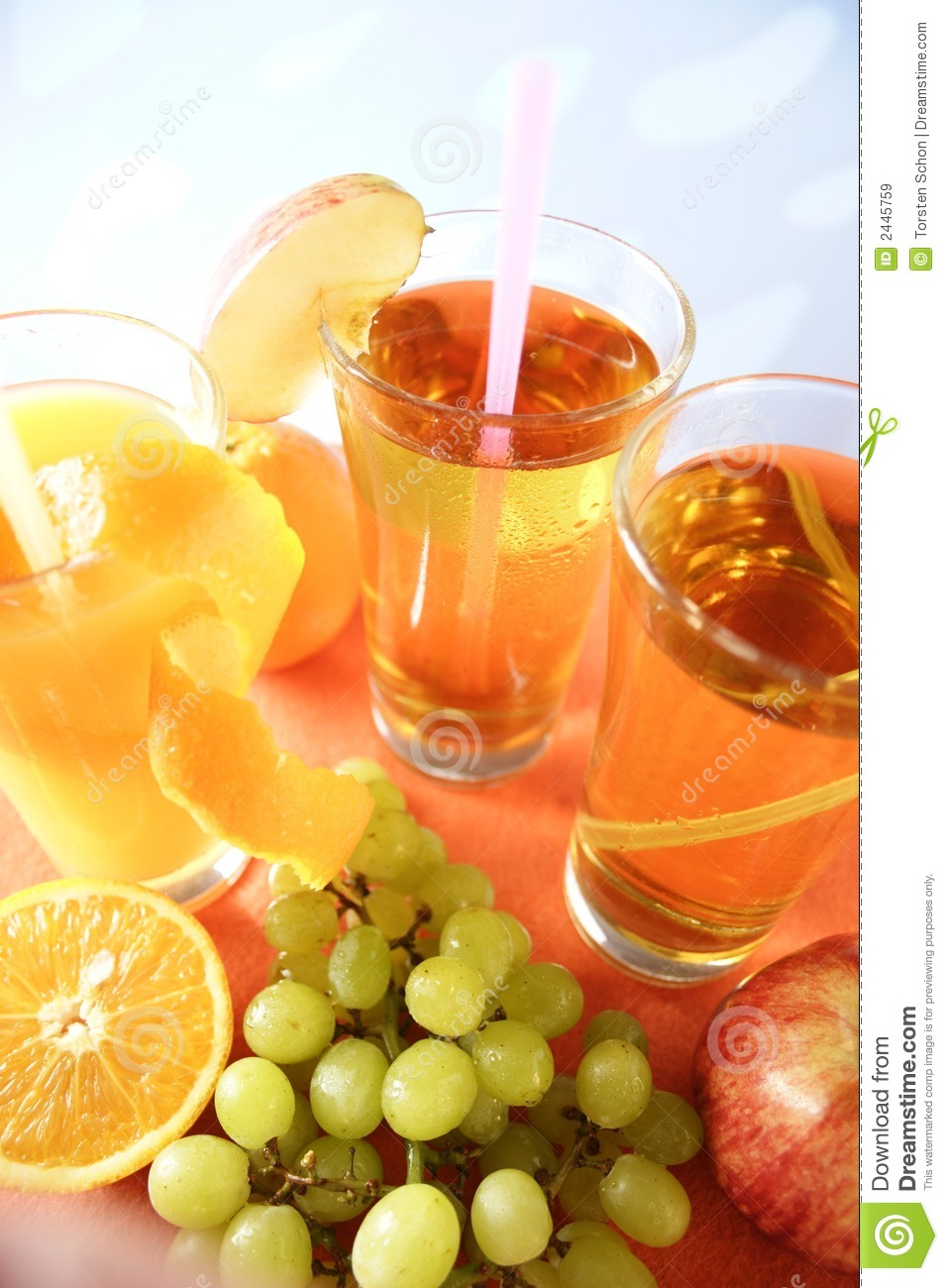 Juicy thirst quencher